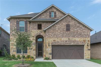 Keller Single Family Home For Sale: 3033 Bear Creek Parkway