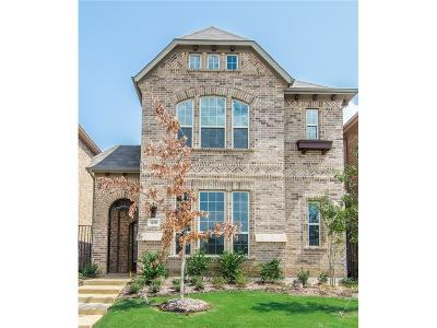 Coppell Single Family Home For Sale: 610 Bridge Street