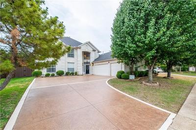 Coppell Single Family Home For Sale: 401 Waterview Drive