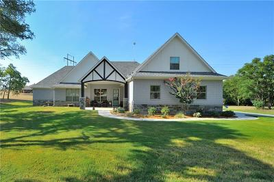 Weatherford Single Family Home For Sale: 101 North Star Crossing Lane