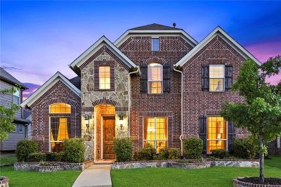 Frisco Single Family Home For Sale: 1025 Gentle Wind Lane