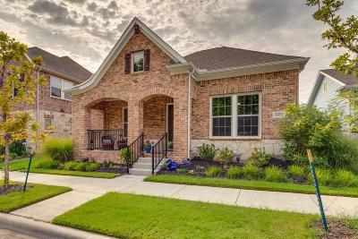 Rowlett Single Family Home For Sale: 6521 Long Green Street