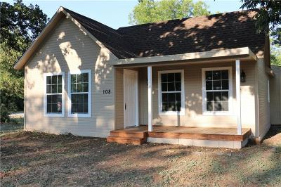 Lipan Single Family Home For Sale: 108 Gandy Street