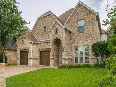 Southlake, Westlake, Trophy Club Single Family Home For Sale: 19 Hanna Court