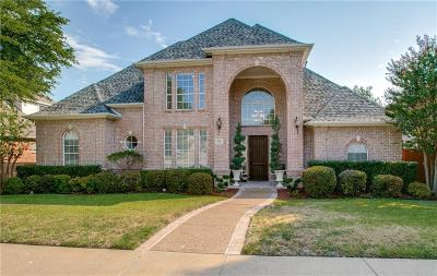 Coppell Single Family Home For Sale: 845 Blue Jay Lane