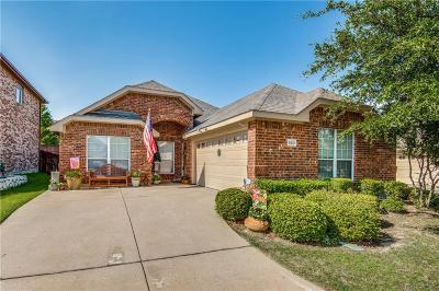 McKinney Single Family Home For Sale: 8213 Silverado Trail