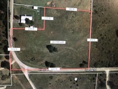 Santo Farm & Ranch For Sale: Tbd Live Oak