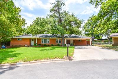 Stephenville TX Single Family Home For Sale: $194,000