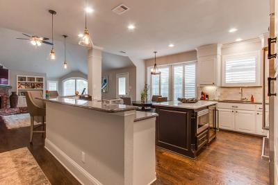 Denton County Single Family Home For Sale: 5805 Copper Canyon Drive