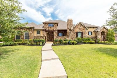 Keller Single Family Home Active Option Contract: 1729 Gray Owl Road