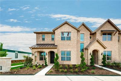 Frisco Townhouse For Sale: 6276 Rainbow Valley Place