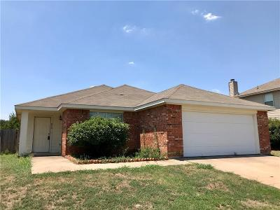 Waxahachie Single Family Home For Sale: 212 Vivian Drive