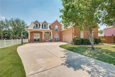 Frisco Single Family Home Active Option Contract: 12023 Wishing Well Court