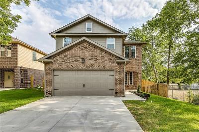 White Settlement Single Family Home For Sale: 8020 Hanon Drive