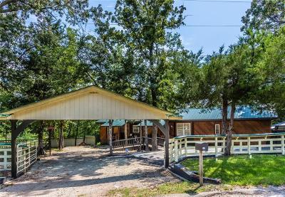 Murchison Single Family Home For Sale: 121 W Walnut Trail