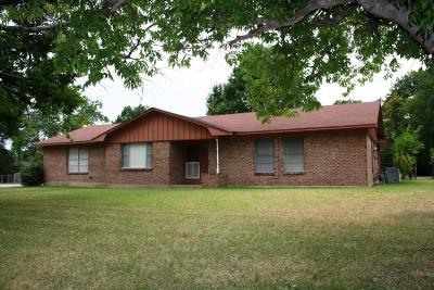 Wills Point Single Family Home For Sale: 1008 Pecan