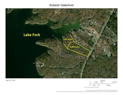 Quitman Residential Lots & Land For Sale: 1285 Fm 288