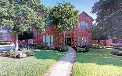 Colleyville Single Family Home For Sale: 304 W Mill Valley Drive
