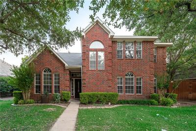 Allen Single Family Home For Sale: 612 Lakewood Drive