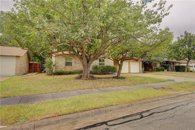 Arlington Single Family Home For Sale: 1406 Rambler Road