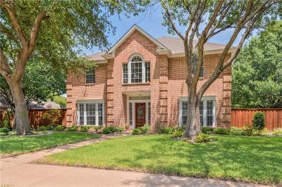 Allen Single Family Home Active Contingent: 1113 Ashby Drive