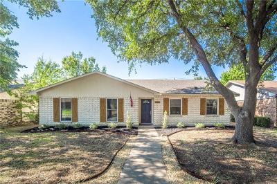 The Colony Single Family Home Active Contingent: 5056 Arbor Glen Road