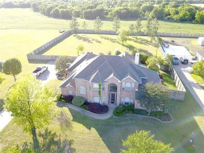 Crandall Single Family Home Active Option Contract: 1193 Masters Drive