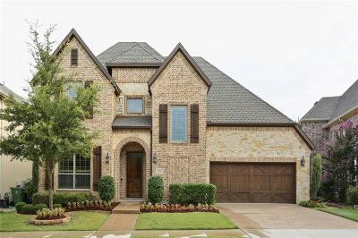 Garland Single Family Home Active Option Contract: 910 Summerwood Lane