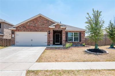 Crowley Single Family Home Active Option Contract: 1104 Port Way