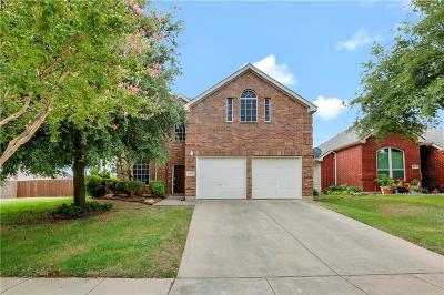 Fort Worth Single Family Home For Sale: 4516 Timken Trail