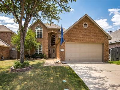 McKinney Single Family Home Active Option Contract: 5013 Forest Lawn Drive