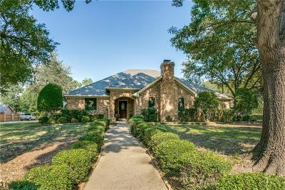 Keller Single Family Home For Sale: 1137 Oak Bend Lane