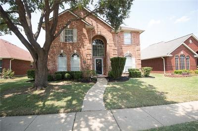 Carrollton Single Family Home For Sale: 1629 Blackstone Drive