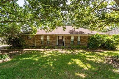 Sherman Single Family Home For Sale: 5113 Playa Drive