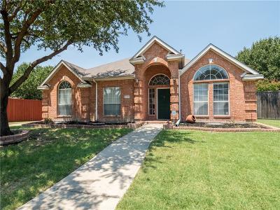 Allen Single Family Home For Sale: 907 Hemingway Court