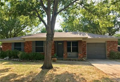 North Richland Hills Single Family Home For Sale: 5113 Nancy Lane