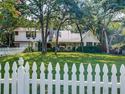 Keller Single Family Home For Sale: 1472 Grape Arbor Court
