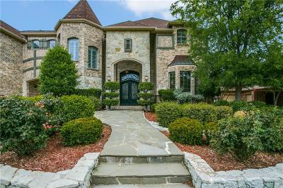 Allen Single Family Home For Sale: 11 Bishop Gate