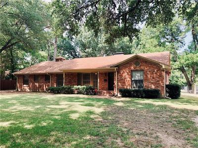 Terrell Single Family Home For Sale: 304 Elm Drive