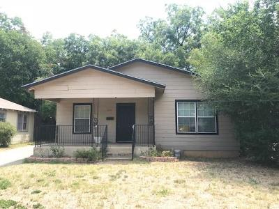 Arlington Single Family Home For Sale: 605 Orange Street