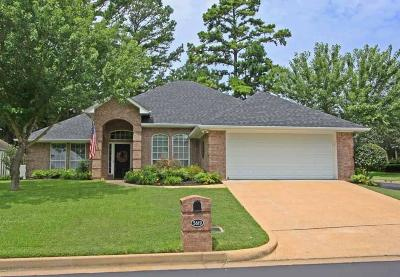 Tyler Single Family Home For Sale: 5619 Thomas Nelson Drive