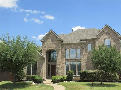 Carrollton Single Family Home For Sale: 4116 Chief Drive