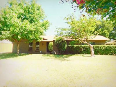 Single Family Home For Sale: 3229 Townsend Drive