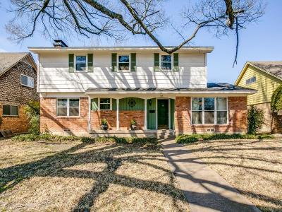 Single Family Home For Sale: 9641 Queenswood Lane