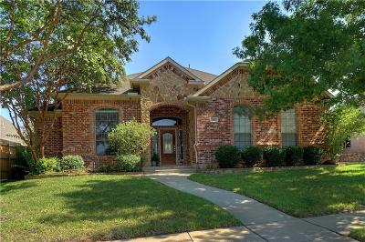 North Richland Hills Single Family Home Active Option Contract: 7905 Sheffield Court