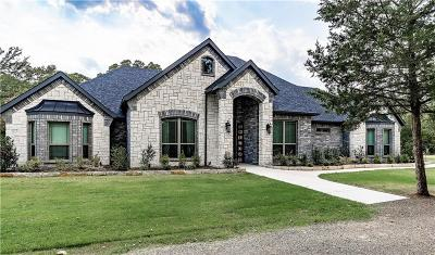 Quinlan Single Family Home For Sale: 7292 Sandy Lake Road