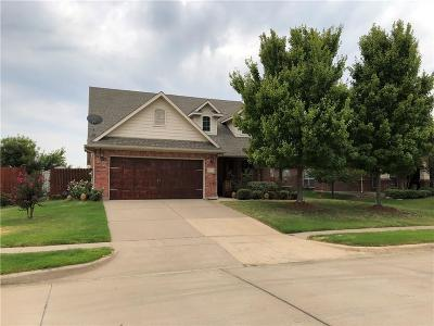 Crowley Single Family Home Active Option Contract: 1424 Park Crest