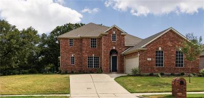 Lake Dallas Single Family Home For Sale: 311 Owen Oaks Drive