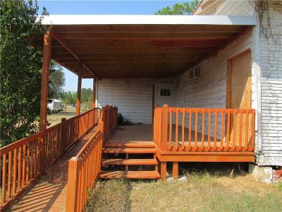 Brownwood Single Family Home For Sale: 2400 Avenue C