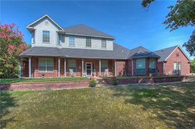 Azle Single Family Home For Sale: 107 Reata Drive